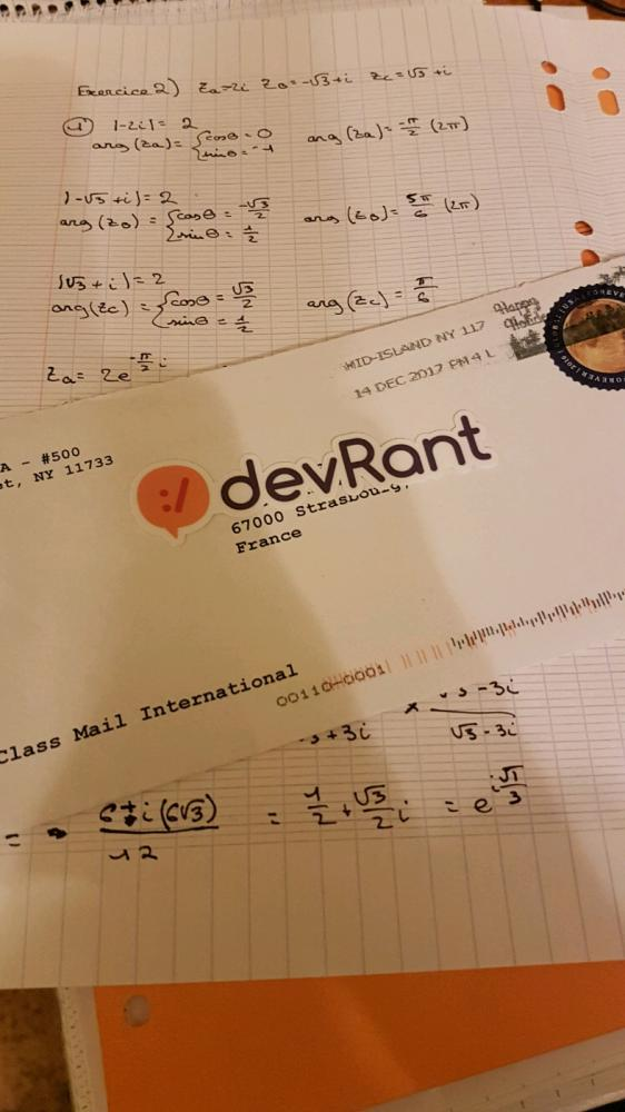 devRant - A fun community for developers to connect over code, tech on