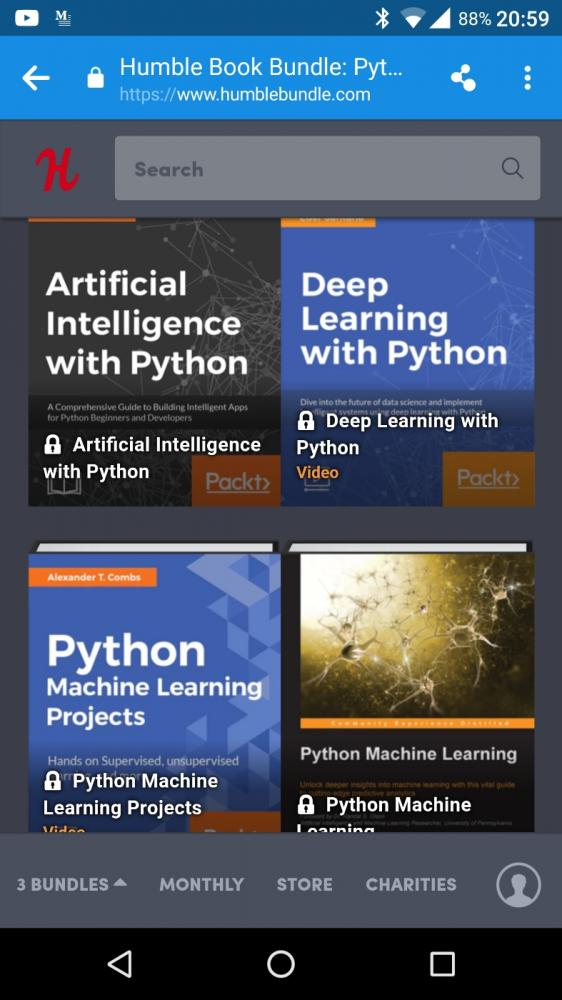 machine learning projects in python