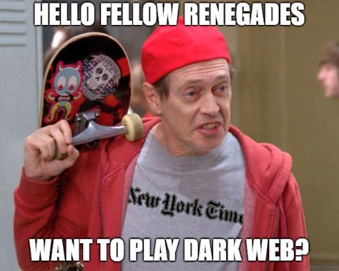 25 Best Memes About Dark Web Dark Web Memes
