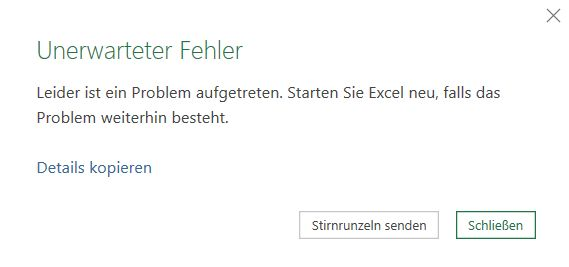 wtf - Today a colleague received a weird Excel message, it