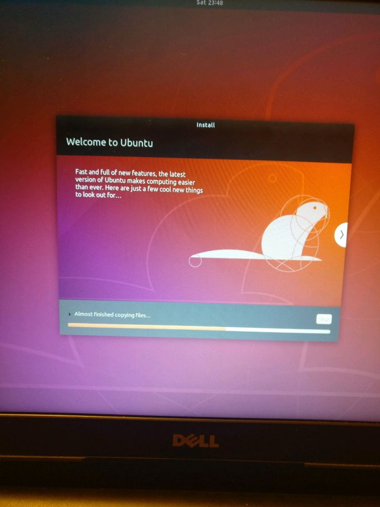 ubuntu - So I've decided to try and switch my complete development