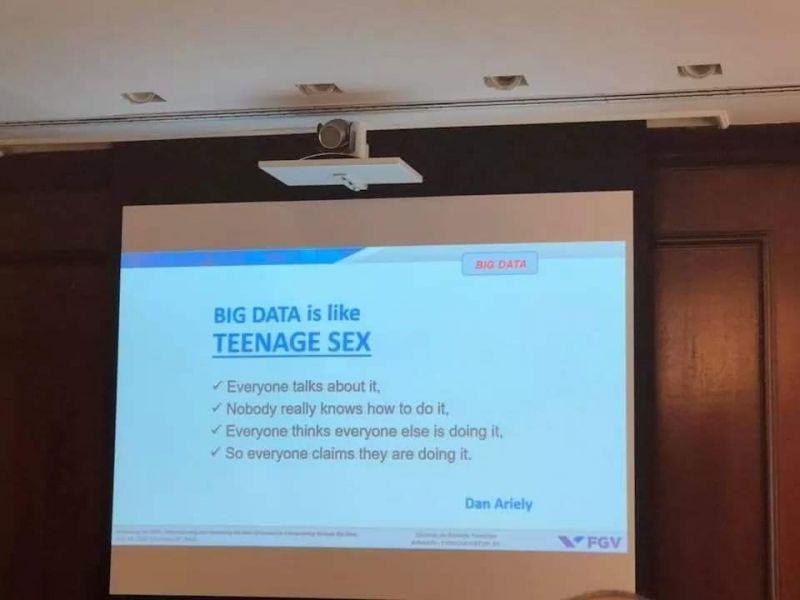 BIG DATA reality devRant A fun