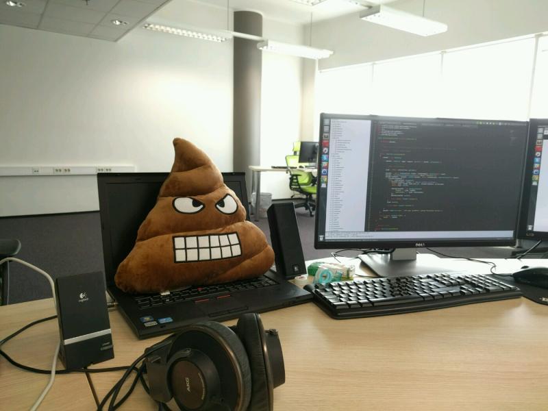 Fave item on your desk? Pics, stories, etc! - devRant