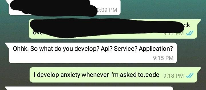 anxiety - Source : Reddit P s  Anyone had a look at today's eclipse