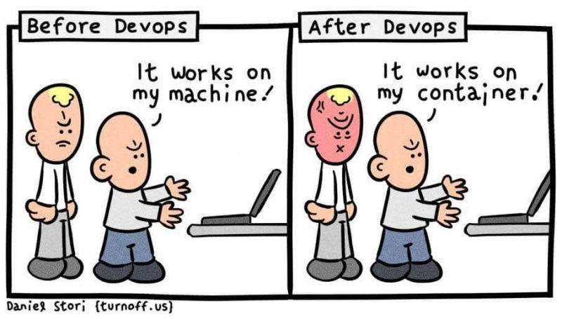 programming - Devops though - devRant