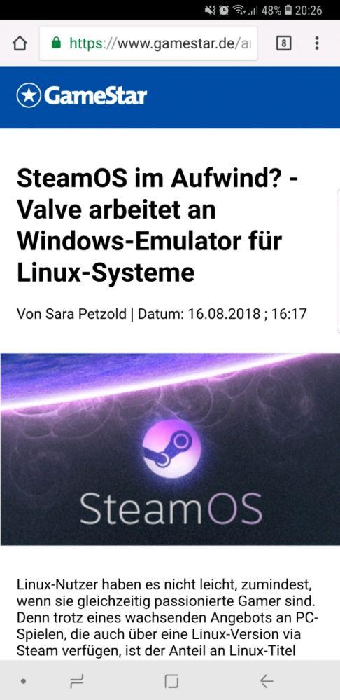 steam - Some interesting news: (Non-literal translation