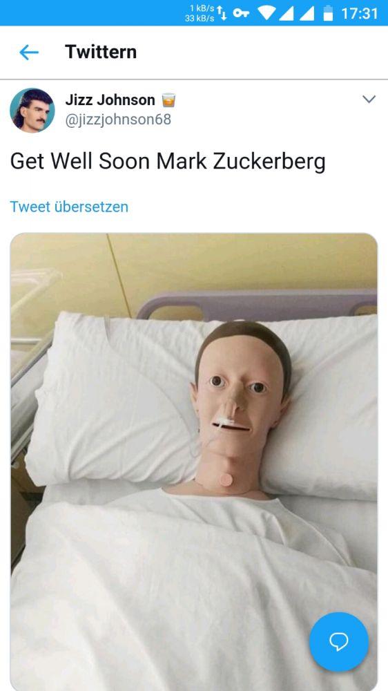 Facebook Get Well Soon Facebook Devrant