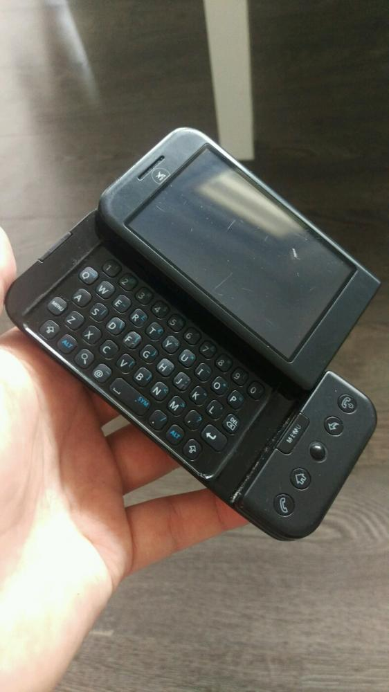 good old times - My last phone with keyboard, bought not so long ago