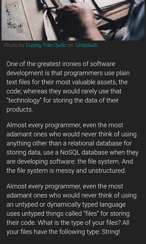 devRant - A fun community for developers to connect over code, tech