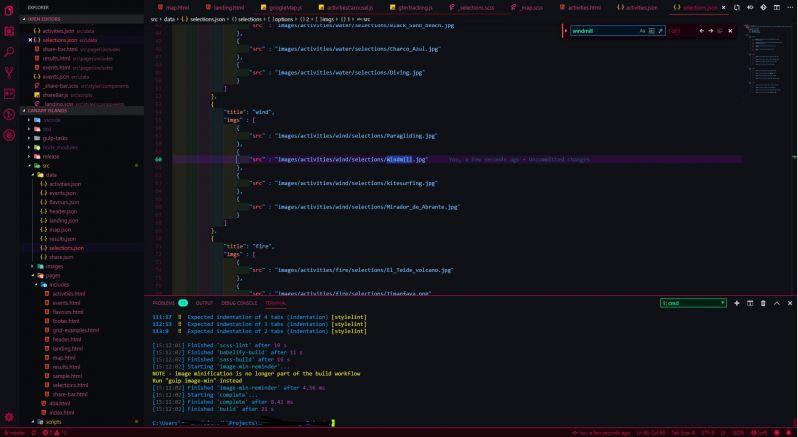 cyberpunk - I just found this `Cyberpunk` VS Code theme and I'm a