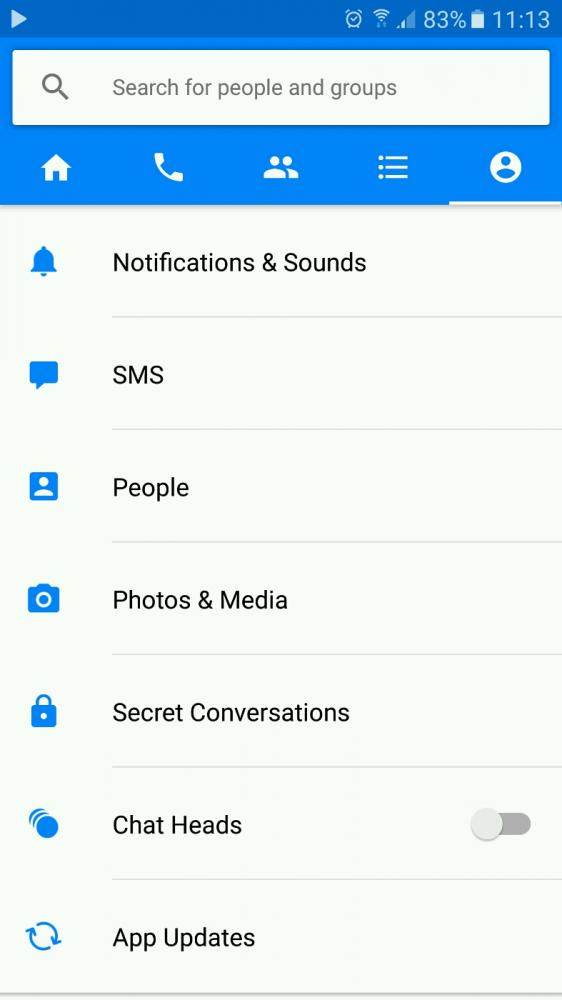 install facebook app to my phone now