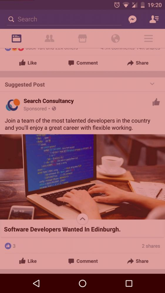 devRant - A fun community for developers to connect over