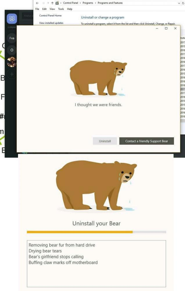 How to remove tunnelbear account