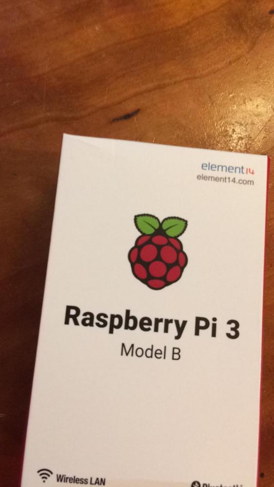rpi3 - Planning a telegram bot + home web server, possibly