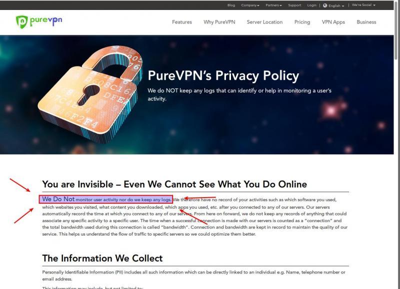 Keep your eyes open when choosing a VPN provider!