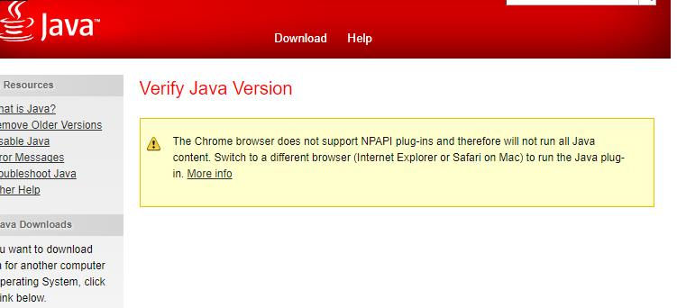 java - Is something wrong with Chrome??? - devRant